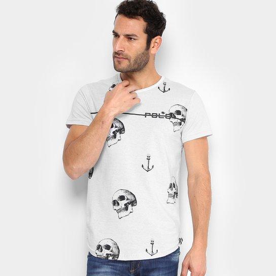 9c251d284 Camiseta RG 518 Caveiras e Âncoras Masculina - Compre Agora