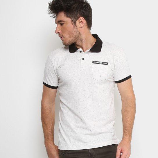 8aeb93eb79 Camisa Polo em Piquet Botonê Polo Rg 518 Masculina - Branco - Compre ...