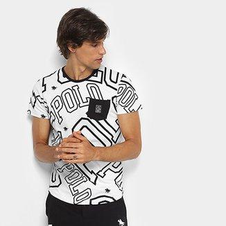 Camiseta Polo RG 518 Swag Bolso Masculina a9674fa6edc26