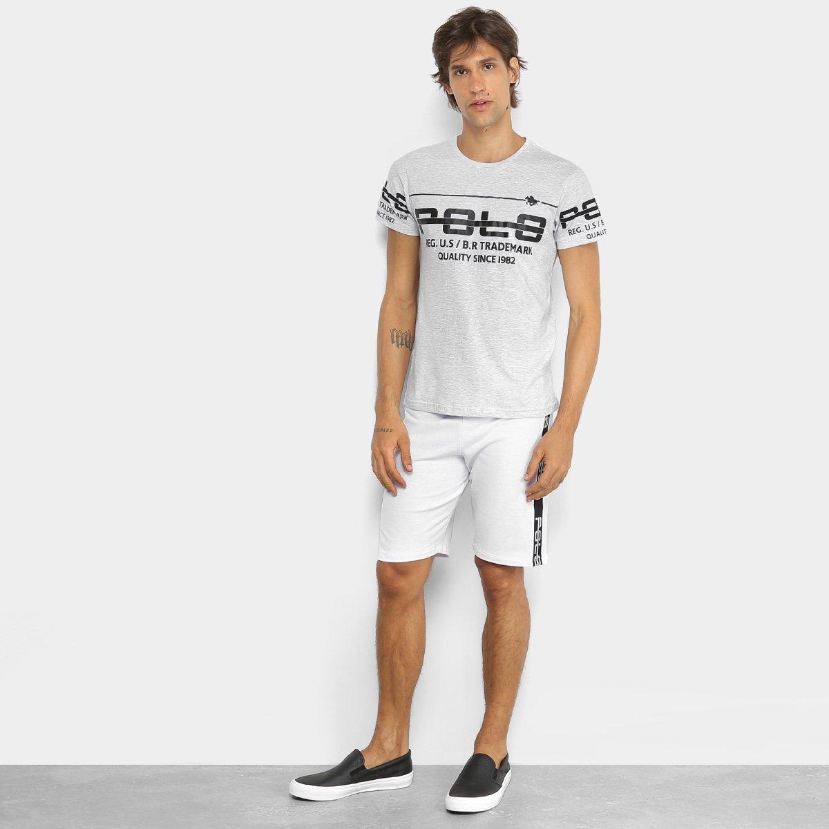Foto 3 - Camiseta RG 518 Meia Malha Estampada Masculina