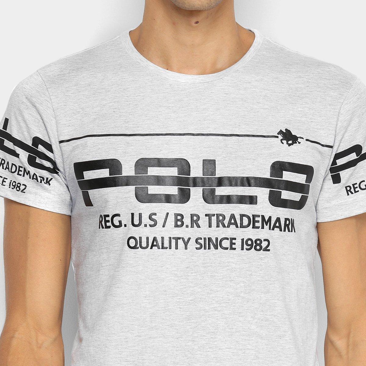 Foto 4 - Camiseta RG 518 Meia Malha Estampada Masculina