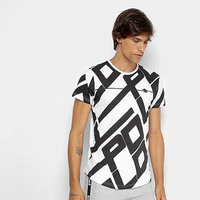 Camiseta RG 518 Swag Meia Malha Masculina