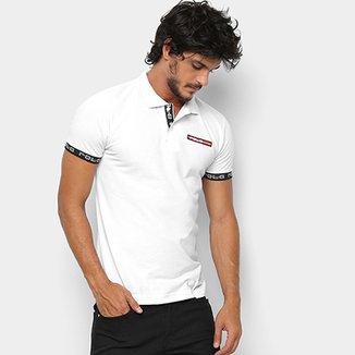 Camisa Polo Polo RG 518 Lisa Masculina 4b1269dea429f