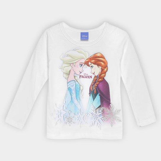 ad9ce4f40 Camiseta Brandili Disney Frozen Infantil | Netshoes