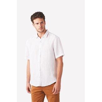 Camisa Mc Linho Onda New Masculina 254a7539a4f31