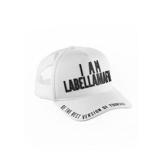 3c7b0fbf9 Boné I Am Branco Labellamafia - Branco - Compre Agora