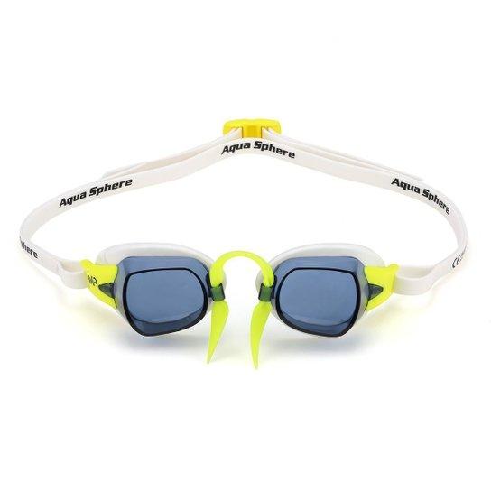 71a719831 Óculos de Natação Sueco Michael Phelps Chronos - Branco