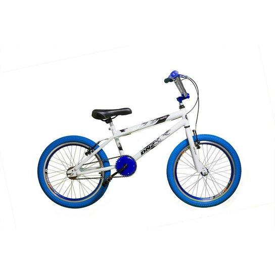 0f3b871e885d8 Bicicleta Cross Bmx Aro 20 - Branco   Netshoes