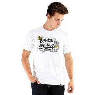 e2a0ad576e Camiseta Ouroboros manga curta Bonde da Vivência