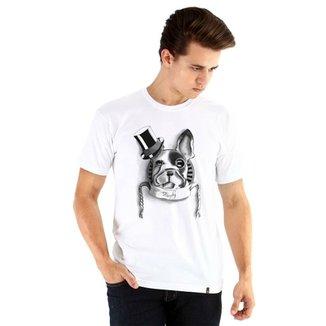 Camiseta Ouroboros manga curta Vanity 771d1d2f72e