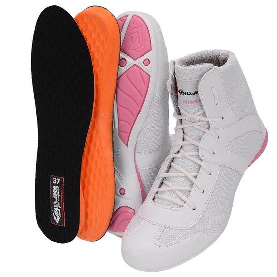 14b767b2a Tênis Cano Alto Academia Fitness G. Way Feminina | Netshoes