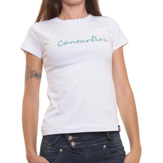 7bd385b468 Camiseta Baby Look Oitavo Ato Cantareira - Branco - Compre Agora ...