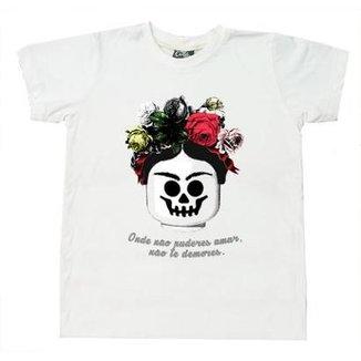 Camiseta Infantil Comfy Frida Feminina 8f730aab6a6bf