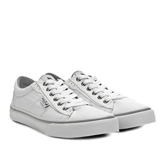 09c8d16f07f Compre Tenis+todo+branco Online