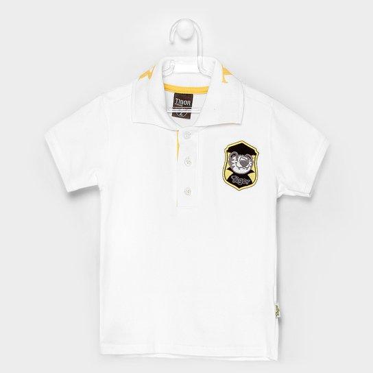 02b2313c28 Camisa Polo Tigor T. Tigre Bordado - Compre Agora
