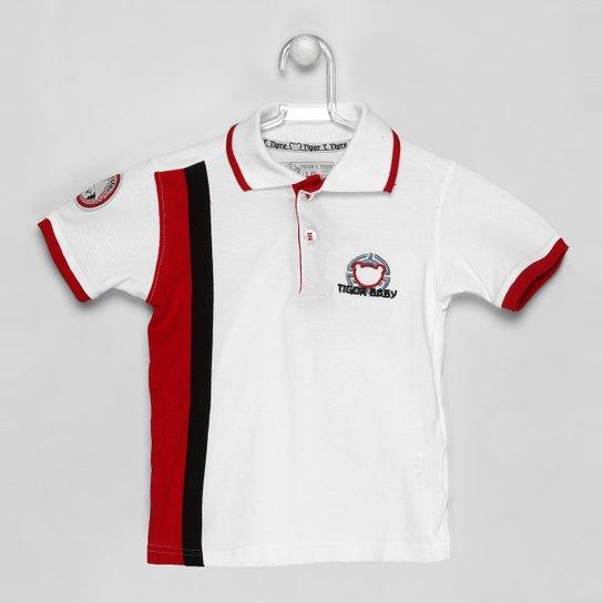b6426e6b9 Camisas Polo Tigor T. Tigre Listrada - Compre Agora | Netshoes