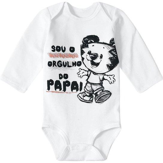 cffb674c9c Body Bebê Tigor T. Tigre Masculino - Compre Agora