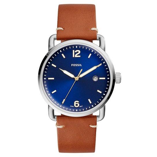 Relógio Fossil Masculino FS5325 - Marrom e Prata - Compre Agora ... 211acb8e58