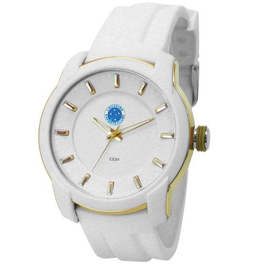 6813e9fce67 Relógio Cruzeiro Technos Analógico II - Compre Agora