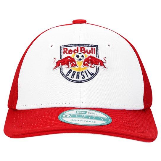 15eb693333177 Boné New Era Red Bull Brasil Bicolor 940 Infantil - Compre Agora ...
