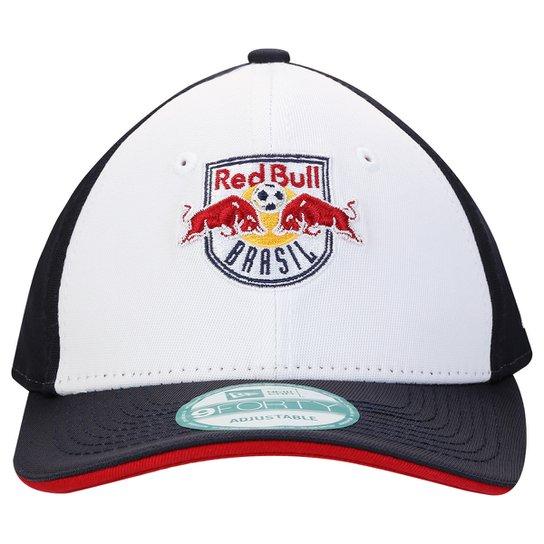 Boné Infantil New Era Red Bull Brasil Aba Curva College 940 - Compre ... 33d6be5620a