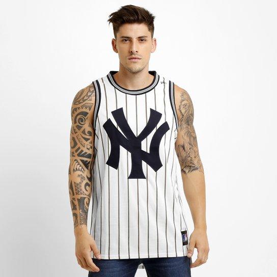 Camiseta Regata New Era MLB New York Yankees - Compre Agora  c587b49cd4b