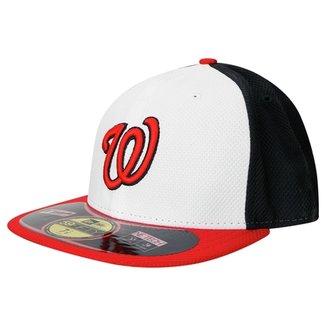 d3df7993843 Boné New Era 5950 MLB Washington Nationals