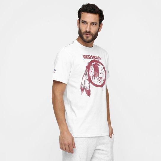 4924c21b1 Camiseta New Era NFL Besprent Washington Redskins - Compre Agora ...