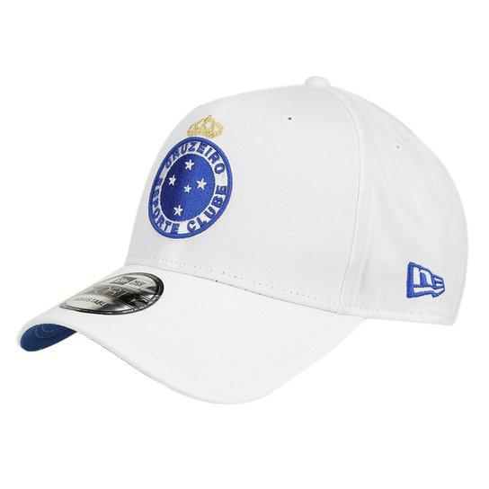 Boné Cruzeiro New Era Aba Curva 940 HP Masculino - Compre Agora ... 82f16392f8b