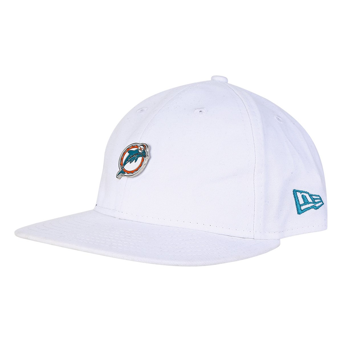 Boné New Era Miami Dolphins Aba Reta 950 Of St Lic