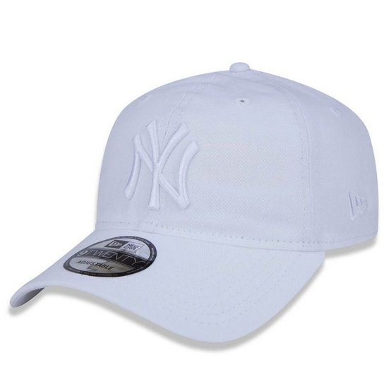 8ea7b9846 Boné New York Yankees 920 Pastels Branco - New Era - Compre Agora ...