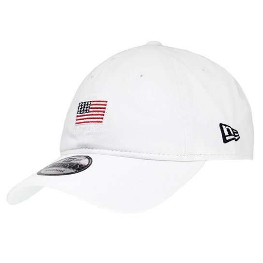 Boné New Era Aba Curva Strapback Mini Flag America - Compre Agora ... ac979a510db