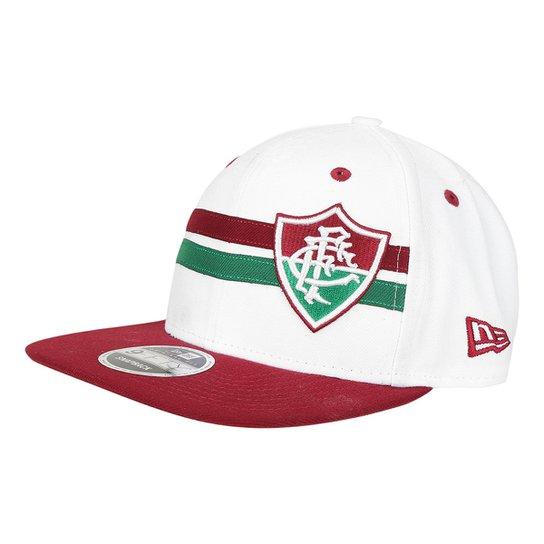 Boné New Era Fluminense Stripe Aba Reta - Compre Agora  fe924beaf69