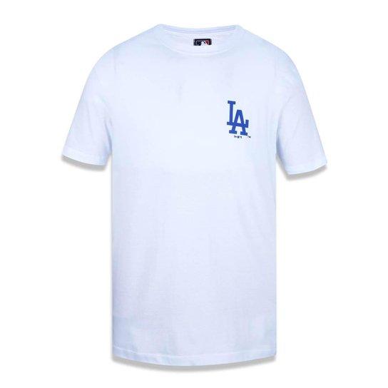 f04ccfdc6 Camiseta Los Angeles Dodgers MLB New Era Masculina - Compre Agora ...