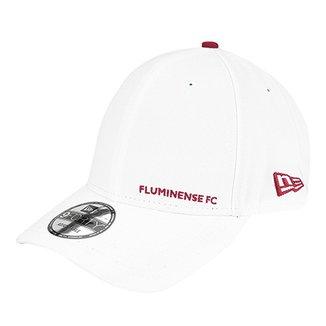 cb8aff85e26d0 Boné New Era Fluminense Aba Curva 940 HP SN Clear