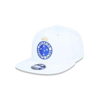 Boné 950 Original Fit Cruzeiro Futebol Aba Reta Snapback New Era 2d8c5873f62