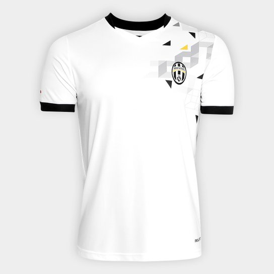 Camisa Juventus Logo Torcedor Masculina - Compre Agora  f4f44f478a07a