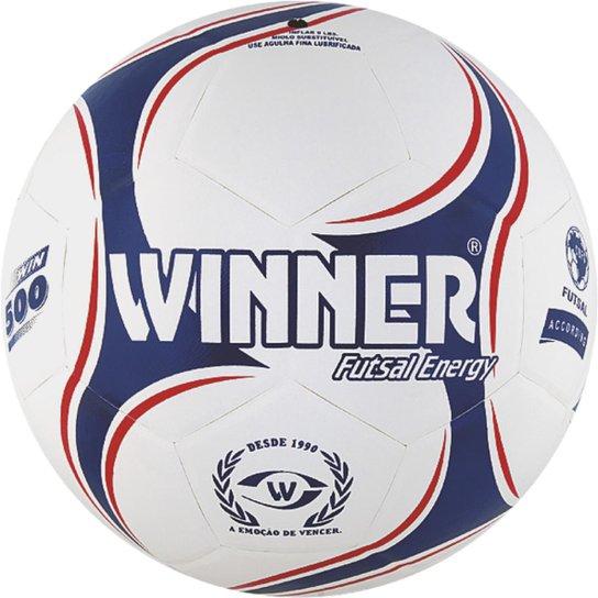 fb51e272cc Bola de Futsal Feminino Winner - Branco - Compre Agora