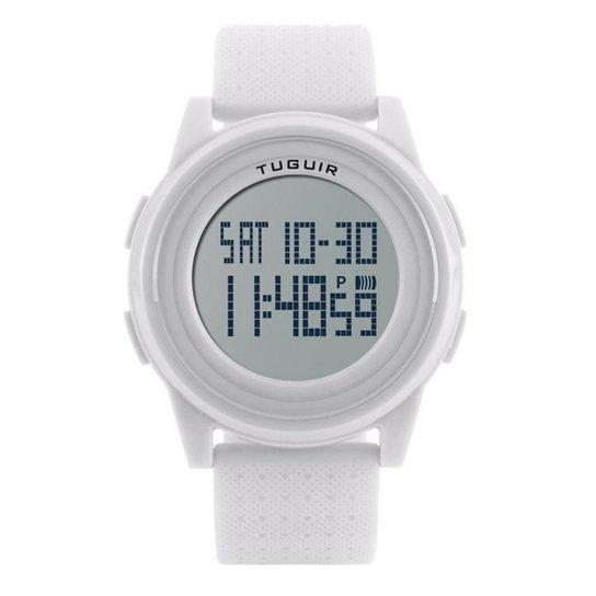 2e1b18b5e1a Relógio Romaplac Tuguir Digital - Branco - Compre Agora