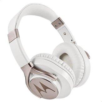 cdaefe8e8e1 Fone de Ouvido Motorola Pulse Max com Microfone Branco