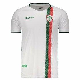 f8202a44a394d (1). Camisa Ícone Sports Portuguesa II 2018 Masculina