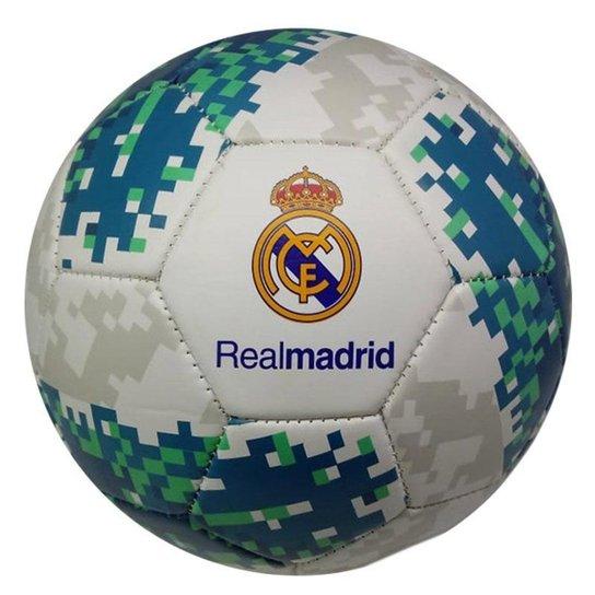 afa4937d9 Bola Real Madrid Madridistas - Branco | Netshoes