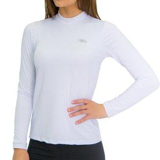 Camiseta Térmica Feminina Manga Longa 19007119985b3