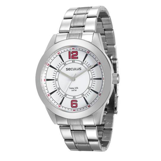 d0c40075c Relógio Seculus Analógico 28864G0SVNA2 Masculino - Compre Agora ...