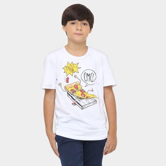 3078acbef Camiseta Colcci Fun Estampada Infantil | Netshoes