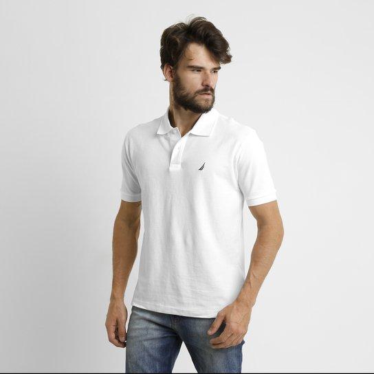 Camisa Polo Nautica Piquet Bordado - Compre Agora  2b9948f1ac0