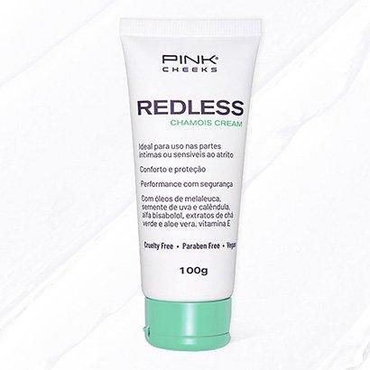 Creme Antiassaduras Pinkcheeks Redless Chamois Cream 100g