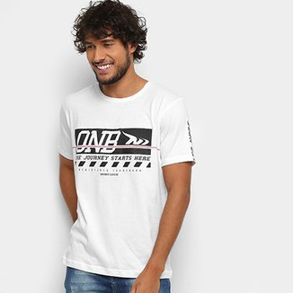 Camiseta Onbongo The Journey Masculina