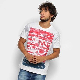 Camiseta Onbongo Sand Beach Masculina 26ba8a22b1809