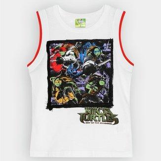 Regata Marlan Tartarugas Ninjas Infantil b662c43bf14